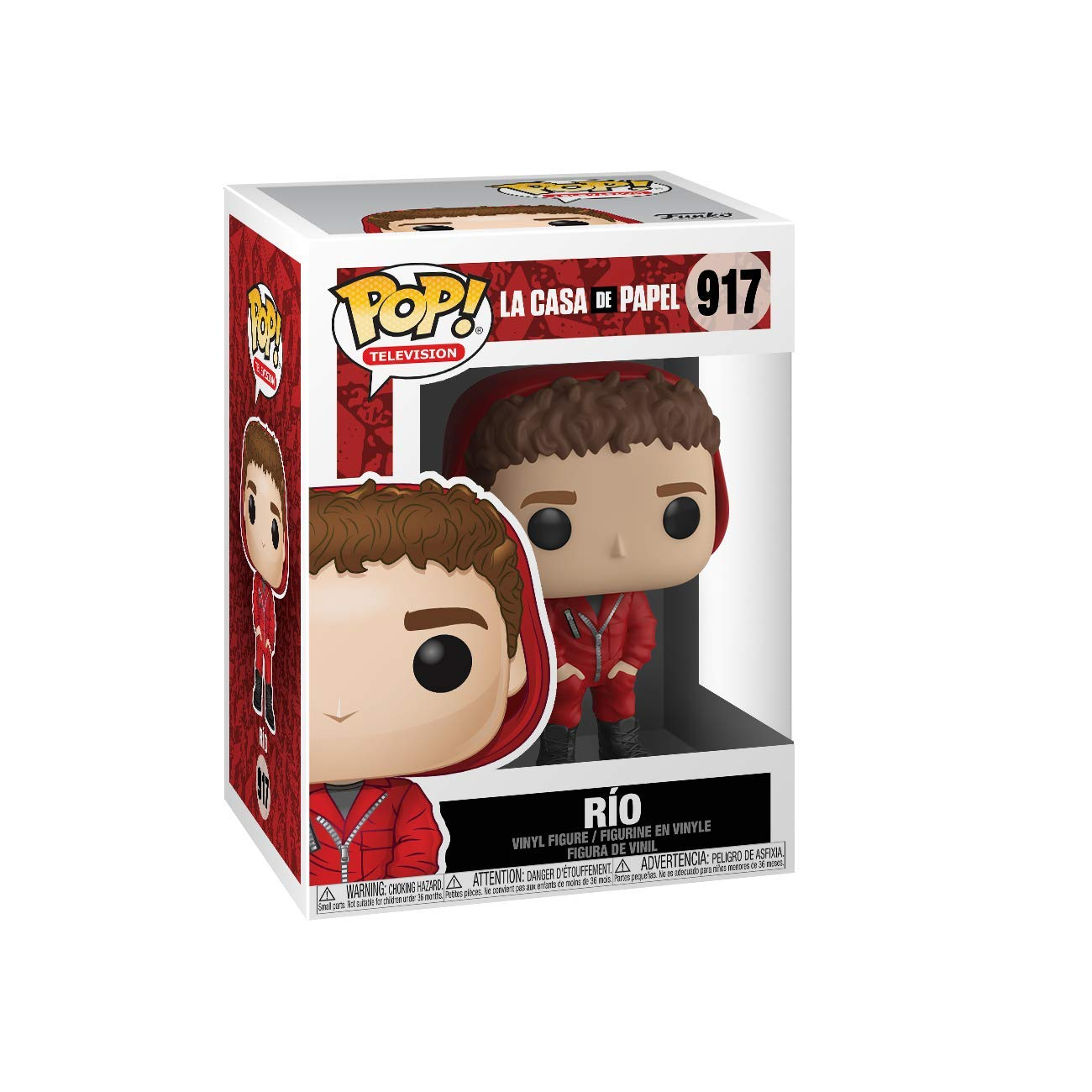 Funko Pop! TV: La Casa De Papel - Rio
