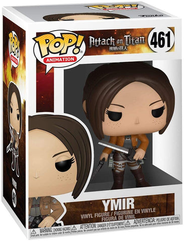 Funko Pop! Animation: Attack on Titan - Ymir