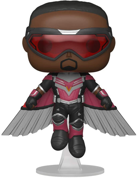 Funko POP! Marvel: The Falcon and Winter Soldier - Falcon (Flyiing)