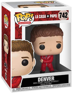 Funko Pop! TV: La Casa De Papel - Denver