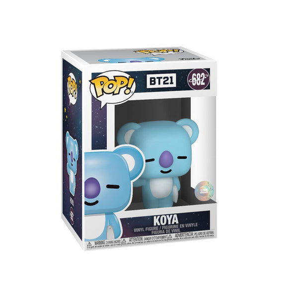 Funko Pop! Animation: BT21 - Koya