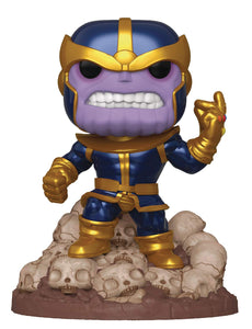 "Pop! Marvel Heroes: Thanos Snap 6"" Deluxe Vinyl Figure"