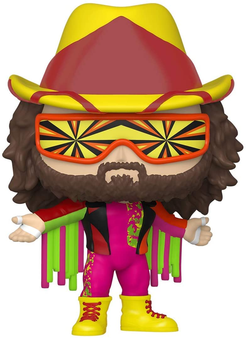 Funko Pop! WWE: Macho Man Randy Savage Vinyl Figure