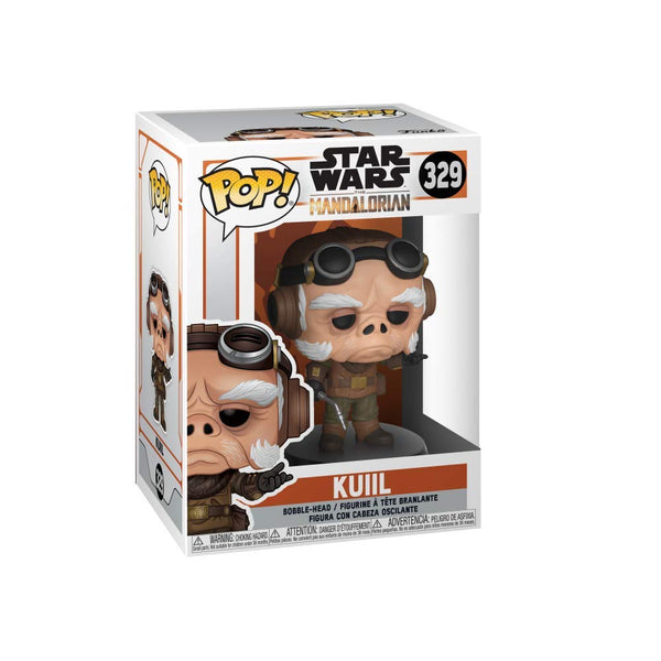 Funko Pop! Star Wars: Mandalorian - Kuiil