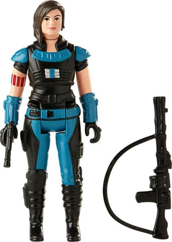 Star Wars The Retro Collection Cara Dune 3 3/4-Inch Action Figure