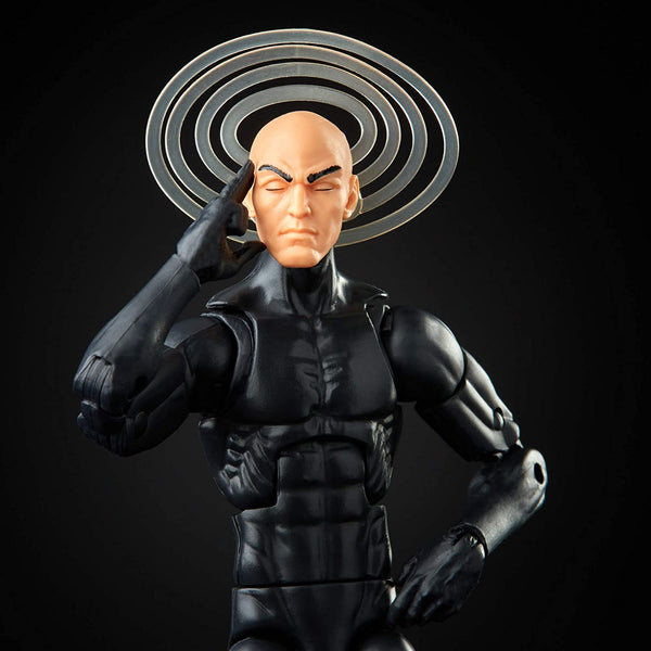 Hasbro Marvel Legends Series X-Men 6-inch Collectible Charles Xavier Action Figure Toy, Premium Design and 3 Accessories
