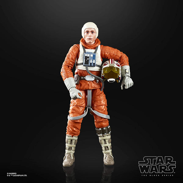 Star Wars The Black Series Luke Skywalker (Snowspeeder) Toy 6-Inch-Scale The Empire Strikes Back Collectible Action Figure