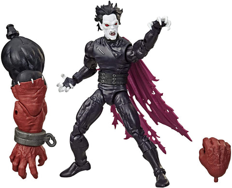 Hasbro Marvel Legends Series Venom 6-inch Collectible Action Figure Toy Morbius, Premium Design