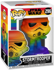 Funko Pop! Star Wars: Pride - Stormtrooper (Rainbow)