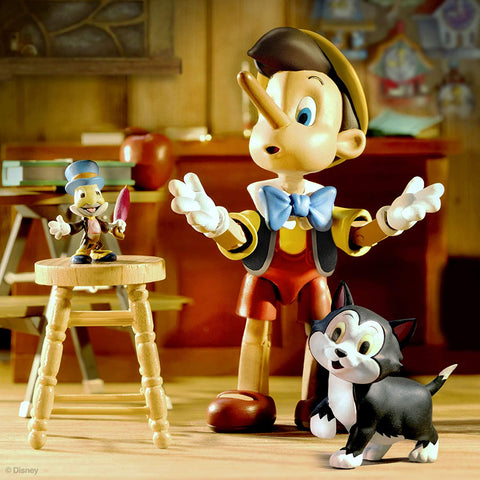 Disney Ultimates Pinocchio Action Figure