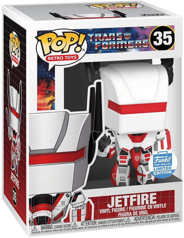 Funko Pop! Retro Toys: Transformers - Jetfire - Funko Shop Exclusive