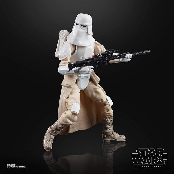 Star Wars The Black Series Imperial Snowtrooper (Hoth) The Empire Strikes Back 40th Anniversary Collectible Figure
