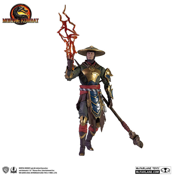 McFarlane Toys Mortal Kombat Raiden Action Figure