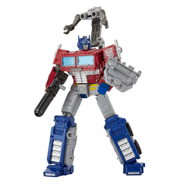 Transformers Generations Earthrise Leader Optimus Prime