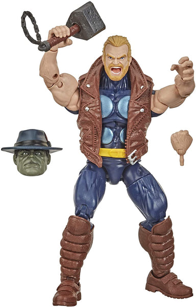 Hasbro Marvel Legends Series 6-inch Collectible Marvel's Thunderstrike Action Figure Toy, Ages 4 and Up