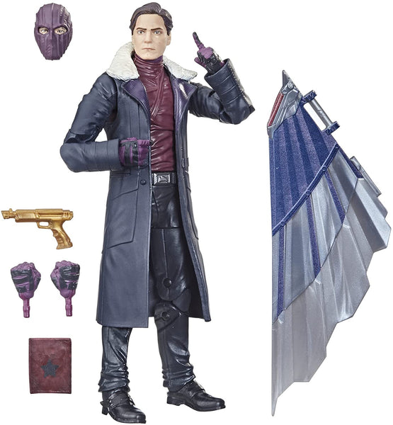 Avengers Hasbro Marvel Legends Series 6-inch Action Figure Toy Baron Zemo, Premium Design and 5 Accessories
