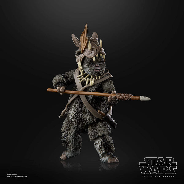Star Wars The Black Series Teebo (Ewok) Toy 6-Inch-Scale Return of The Jedi Collectible Action Figure