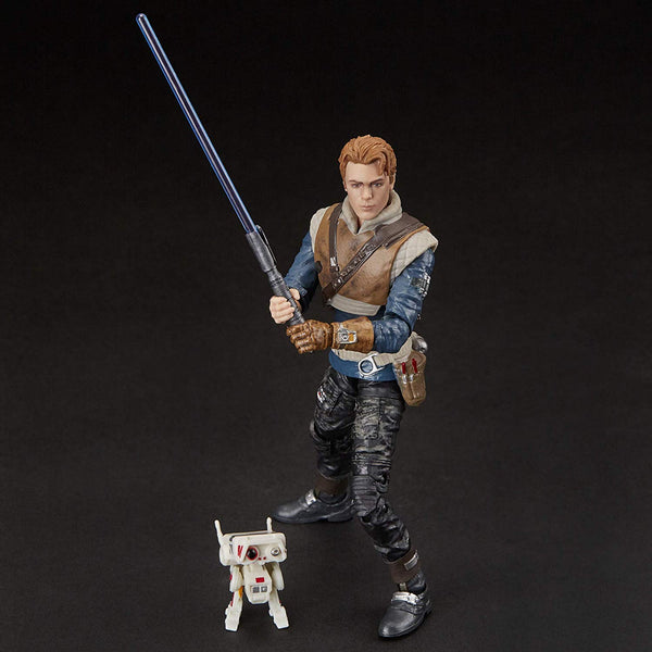 "Star Wars The Black Series Cal Kestis Toy 6"" Scale Jedi: Fallen Order Collectible Action Figure, Toys for Kids Ages 4 & Up"