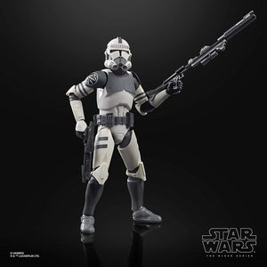 Star Wars The Black Series Clone Trooper (Kamino) Toy 6-Inch-Scale The Clone Wars Collectible Action Figure