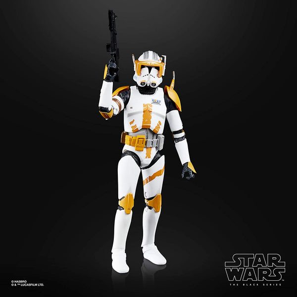 STAR WARS The Black Series Archive Clone Commander Cody Toy 6-Inch-Scale Rebels Collectible Figure
