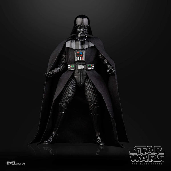 Star Wars The Black Series Darth Vader The Empire Strikes Back 40th Anniversary Collectible Figure