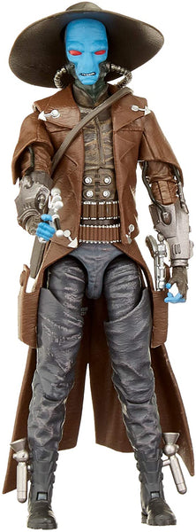 STAR WARS The Black Series Cad Bane Toy 6-Inch Scale The Clone Wars Collectible Action Figure