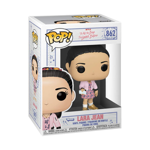 Funko Pop! Movies: To All The Boys - Lara Jean with Letter