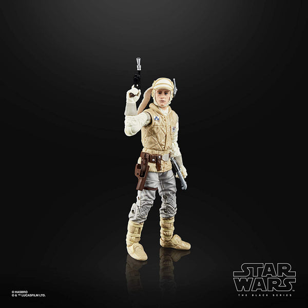 STAR WARS The Black Series Archive Luke Skywalker (Hoth) Toy 6-Inch-Scale Rebels Collectible Figure