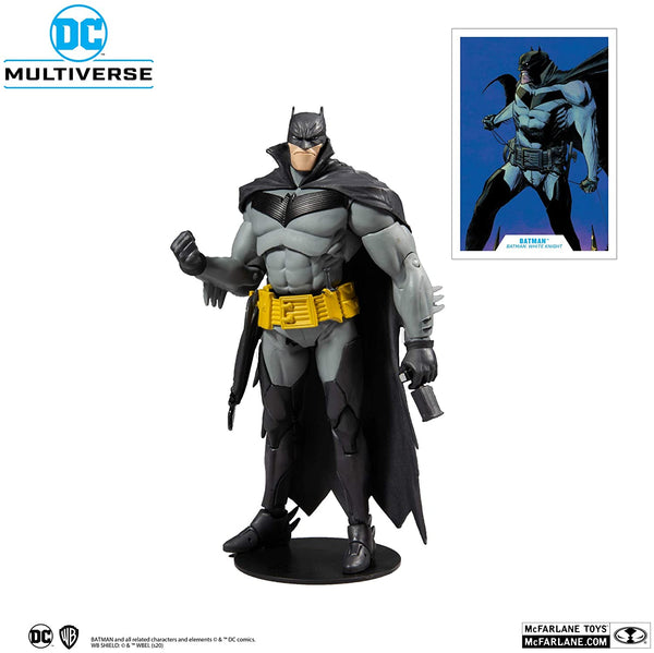 McFarlane Toys DC Multiverse White Knight Wave (Set of 3)