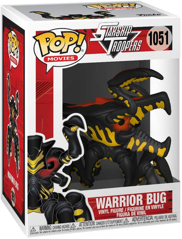 Funko Pop! Movies: Starship Troopers - Warrior Bug