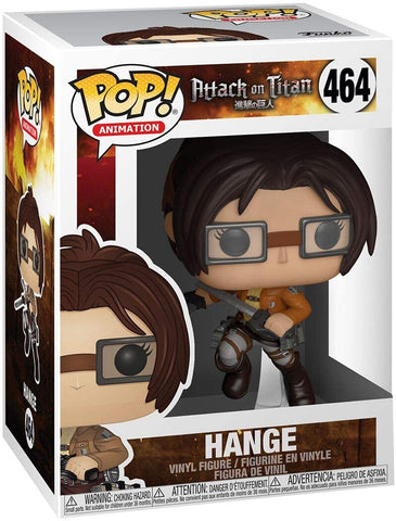 Funko Pop! Animation: Attack on Titan - Hange