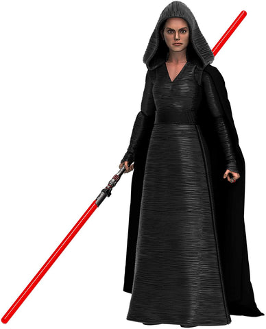 Star Wars The Black Series Rey (Dark Side Vision) Toy 6-Inch Scale The Rise of Skywalker Collectible Action Figure, Ages 4 and Up