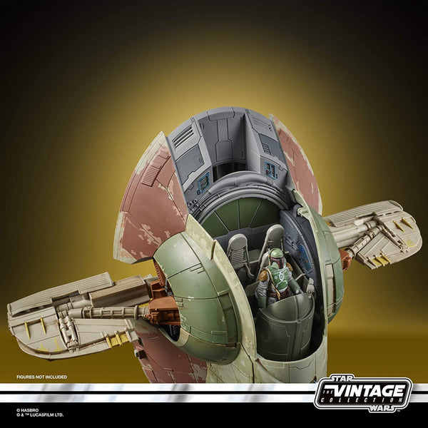 Star Wars The Vintage Collection Star Wars, The Empire Strikes Back Boba Fett's Slave I Toy Vehicle