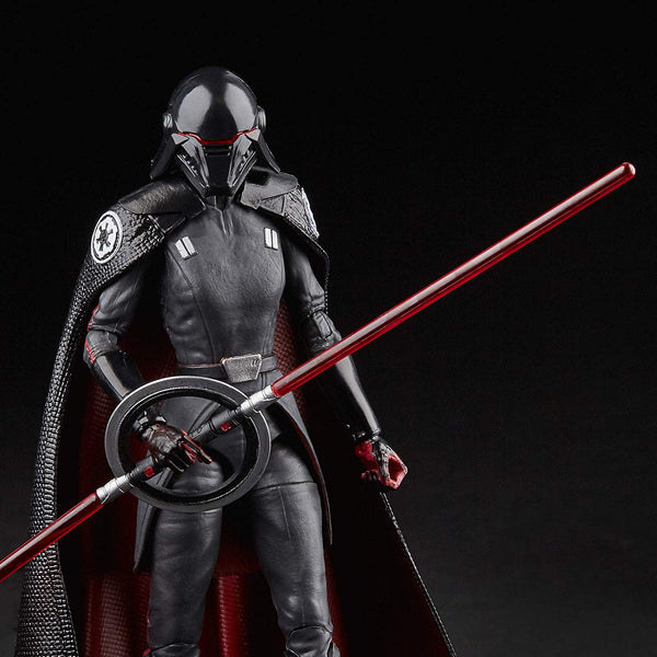 "Star Wars The Black Series S Sister Inquisitor Toy 6"" Scale Jedi: Fallen Order Collectible Action Figure, Ages 4 & Up"