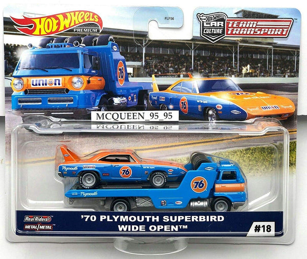 Hot Wheels Team Transport Wave 1 2020 Vehicle Case - Full Case