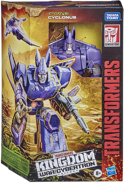 Transformers Toys Generations War for Cybertron: Kingdom Voyager Wave 1 Bundle