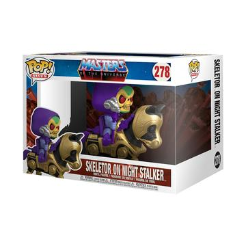 Funko Pop! Rides: Masters of the Universe - Skeletor with Night Stalker