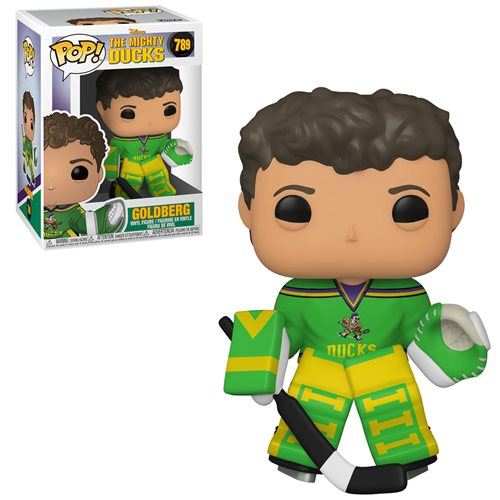 Funko Pop! Disney: The Mighty Ducks - Goldberg