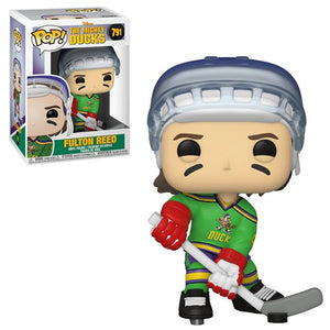 Funko Pop! Disney: The Mighty Ducks - Fulton Reed