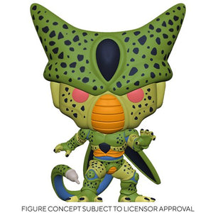 Funko Pop! Animation: Dragonball Z - Cell (First Form)