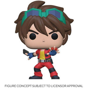 Funko Pop! Animation: Bakugan - Dan