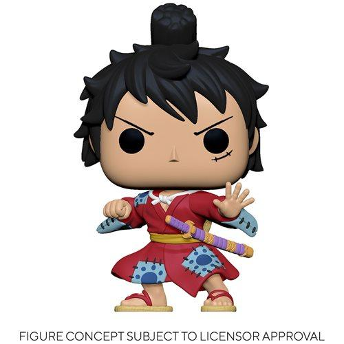 Funko Pop! Animation : One Piece - Bundle of 5