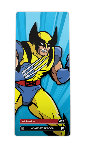 Wolverine FiGPiN Classic Enamel Pin #437
