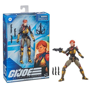 G.I. Joe Classified Series 6-Inch Scarlett Action Figure - Variant