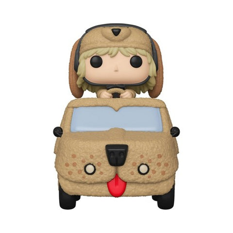 Funko Pop! Rides Dumb and Dumber - Harry with Mutts Cutts Van
