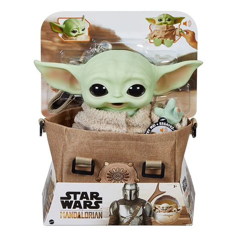 Star Wars™ The Child Plush Toy, 11-in Yoda Baby Figure from The Mandalorian™