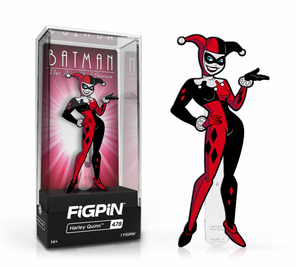FiGPiN Classic: Batman: The Animated Series  – Harley Quinn #478