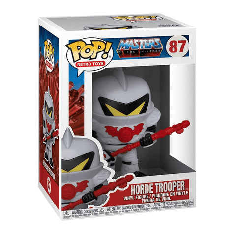 Funko Pop! Retro Toys: Masters of the Universe - Horde Trooper