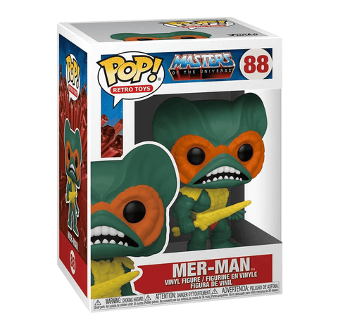 Funko Pop! Retro Toys: Masters of the Universe - Mer-Man