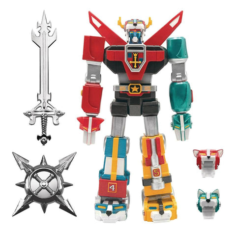 Voltron Ultimates Toy Deco 6-Inch Action Figure